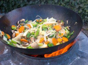 Chop Suey Zubereitung