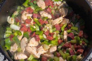 Jambalya Zubereitung