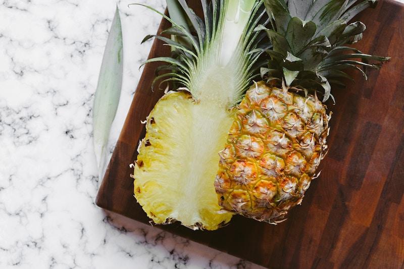 Pizzaschnecken Ananas